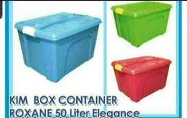 Box Container 50L Warna Kimplast