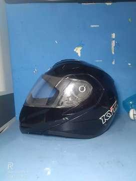 Helm fullface KYT RRX nego