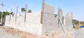Interlocking block / GFRG HOUSE