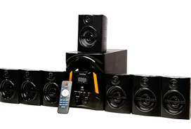 Bluetooth speakers home theater (free delivery)