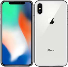 Iphone x original white body and  parts