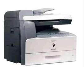 Mesin fotocopy portabel canon