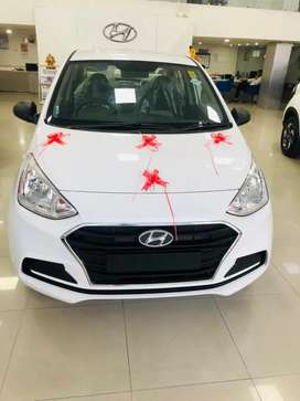 Hyundai Xcent 2021 CNG & Hybrids 1 Km Driven