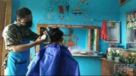 Kios strategis cocok buat barbershop harga nego  minat wa
