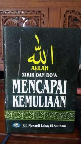 Buku Dzikir & Do'a K.H. Mawardi Labay El Sulthani