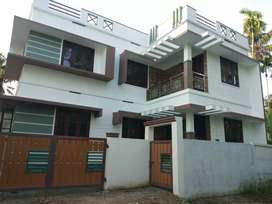 3 bhk 1400 sqft new build house  at edapally varapuzha koonammav near