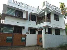 3 bhk 1400 sqft new build house  at edapally varapuzha koonammav near