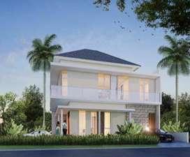 Rumah Royal Residence Bangunan Minimalis Siap Huni Row Jalan Lebar