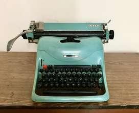 Vintage Olivetti Typewriter