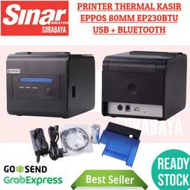 PRINTER BLUETOOTH THERMAL KASIR EP230BTU EPPOS 80mm Autocutter
