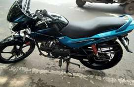 3month used bike, exchange available