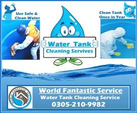 Tank cleaning & Waterproofing Leakages service Also Fuel, Septic Tank