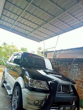 Mitsubishi kuda grandia 2002, 1,600 CC bensin
