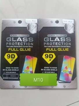 Tempered premium 3D Full Glue Samsung M10