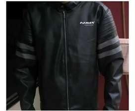 Jual Jacket NMAX Black Ori New