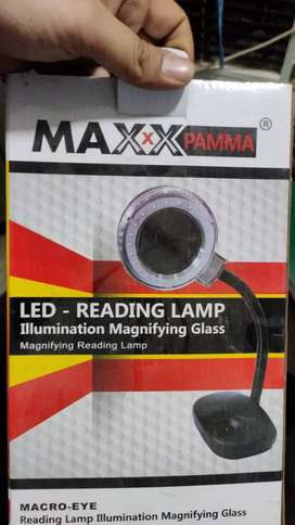 Magnifiers led lamp