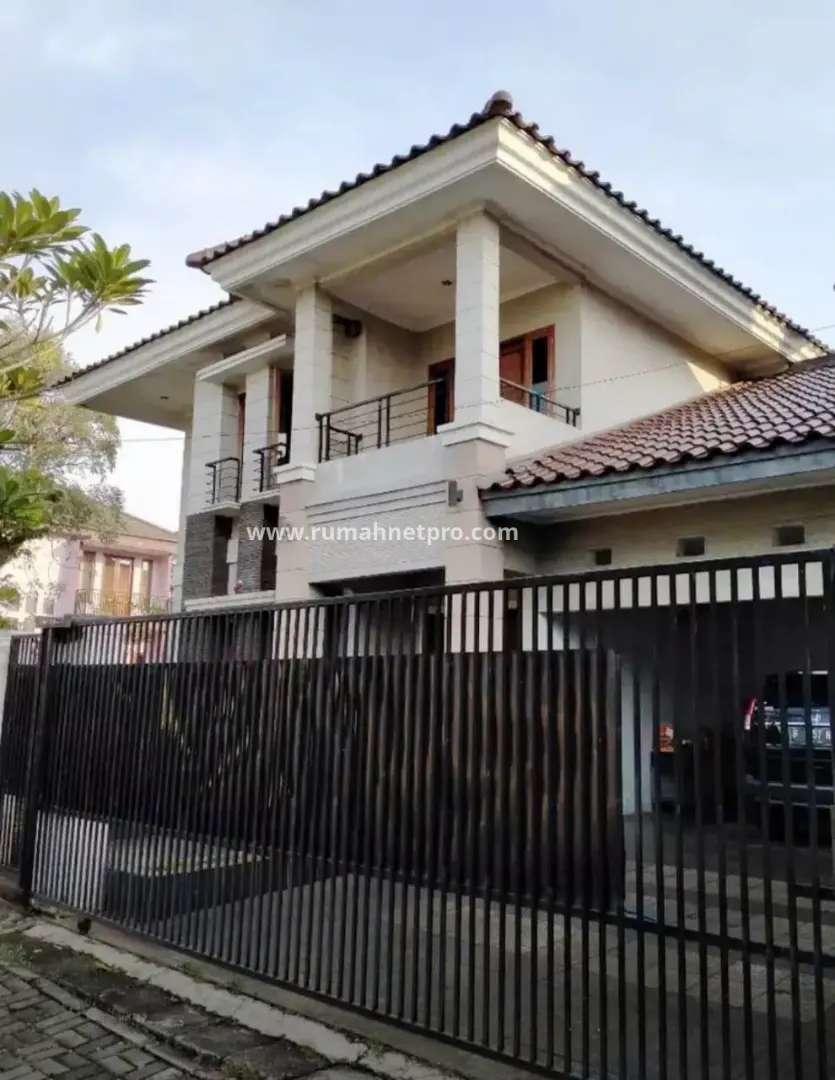 Dijual Rumah di Anggrek Loka BSD,Rapih Terawat Siap Huni