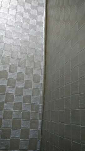 Wallpaper - Mini Blind - Krey kayu In Design