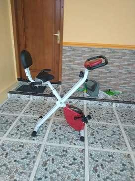 X Bike best sepeda fitness import