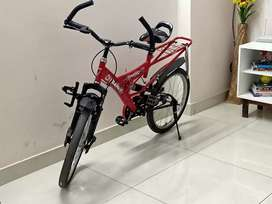 Bicycle in new condition