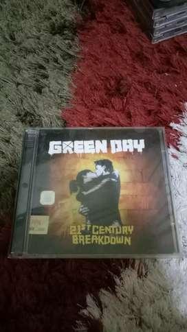 CD Ori Green Day