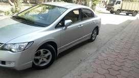Honda Civic 1.8V Manual, 2008, Petrol