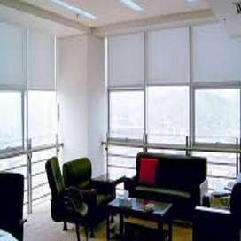 Roller Blinds in blackout colors