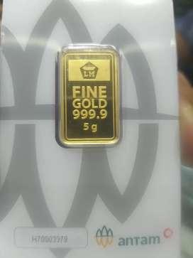 menerima beli emas diatas harga pasaran