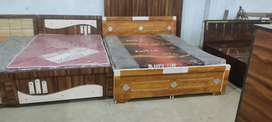 6*5 bed with storege brand new (lam)