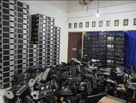 Dibeli komputer monitor bekas nya