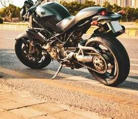 Ducati monster  s4r... Only 1 in Pakistan