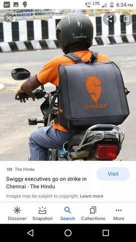 @HIRING FOR SWIGGY FOOD DELIVERY BOYS AT MADHAPUR@
