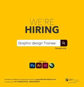 GRAPHIC DESIGN TRAINEE