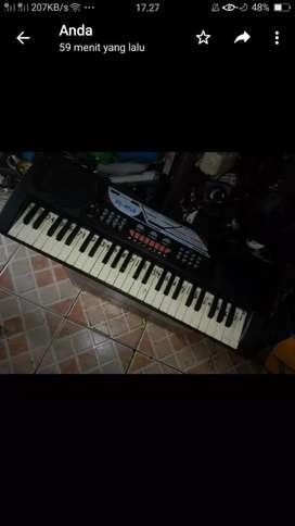 Mainan ank music organ tunggal kond ful normal cpt bun murah sj tuh