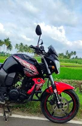 Yamaha FZS single owner perfect maintenance full insurance current