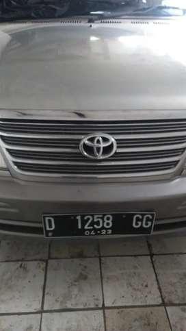 Toyota kijang krista 2.0