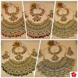 Beautiful jewellery collection