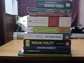 COMPLETE  IAS UPSC BOOKS