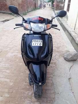 Honda activa/model 2013 /clr=black