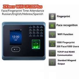 Biometric attendance zkteco system, telephone exchanges, wifi and cctv