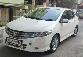 Honda City 2008-2011 1.5 V MT Exclusive, 2010, Petrol
