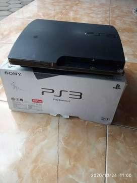 PS 3 SLIM 160 GB