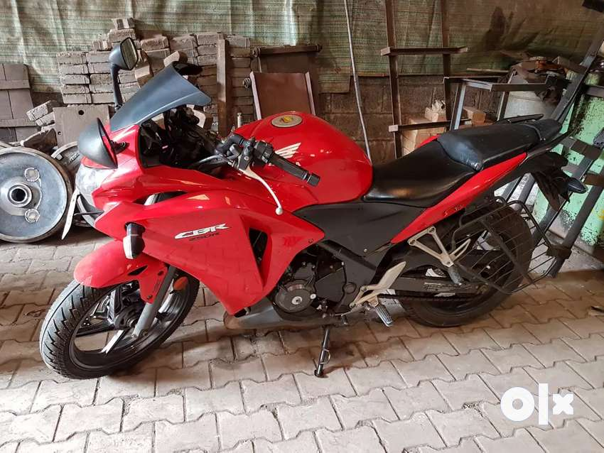 WANT TO SALE CBR 250R ABS 0