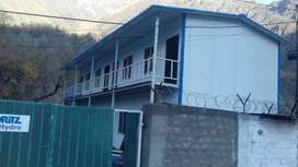 Prefabricated house/ luxury house container for sale in swabi
