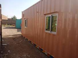 bullet proof cabin prefab homes site office available for sale iLahore