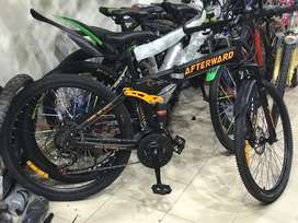 AFTERWARD foldable bicycle ( free delivery in lahore )