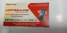 LAPTOP REPAIR DELL,HP,ACER,ASUS,SONY ETC  & TROUBLESHOOT ONLY 399/-