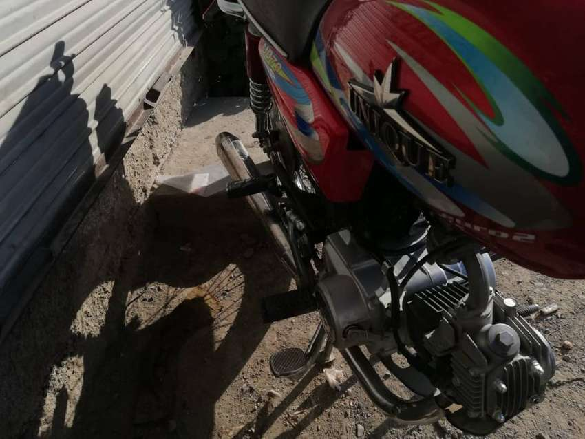unique applied for bike 2019 model for sell. 0