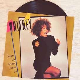 Vinyl / Piringan Hitam Whitney Houston