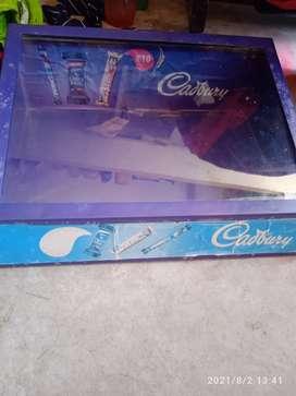 Cadbury Showcase for Shop